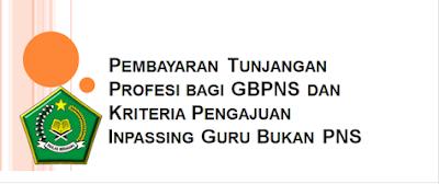 Kemenag Sudah lakukan verifikasi data inpasing Guru Non-PNS (GBPNS) Tinggal Menunggu Pencairan