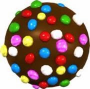 Kleurenbommen in Candy Crush