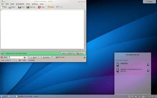 Plasma KDE