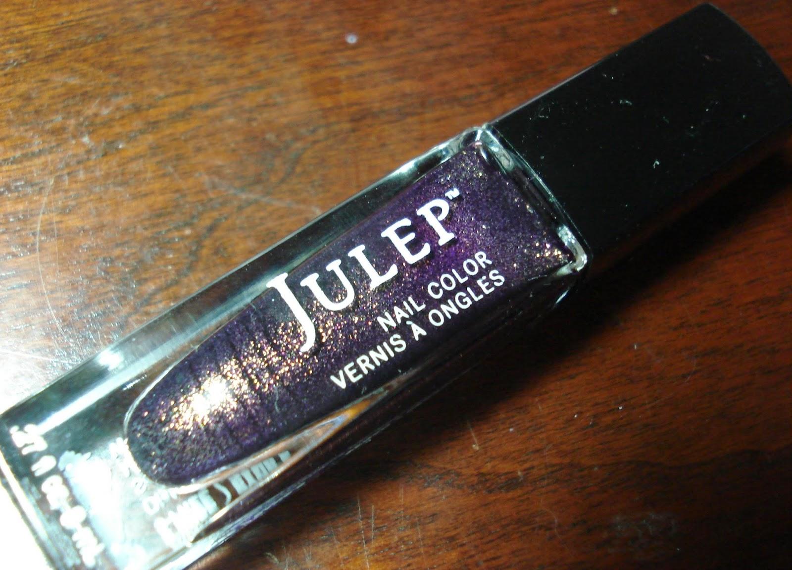 Julep Maven It Girl October Box 2014 Shailene