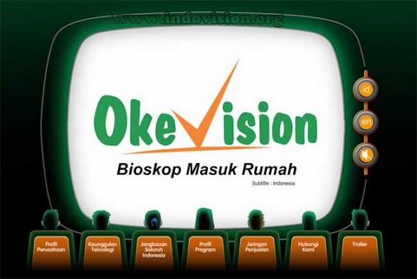 Promo Okevision Terbaru Juni 2013