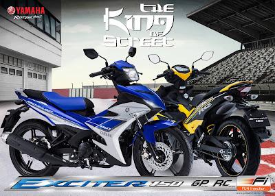 Yamaha Jupiter MX-King