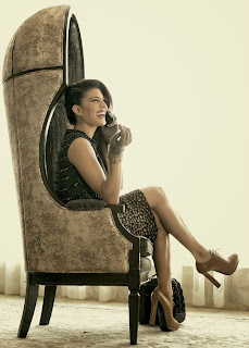 Jacqueline Fernandez in Harpers Bazaar Magazine Pictureshoot