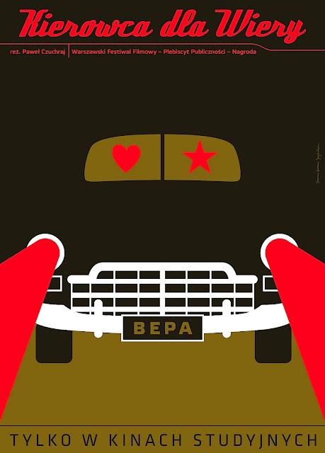 2009 poster Kierowca dla Wiery