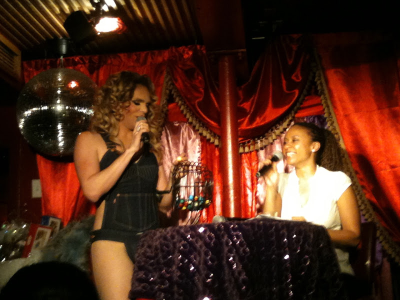 Tracie Thoms Drag Queen Bingo