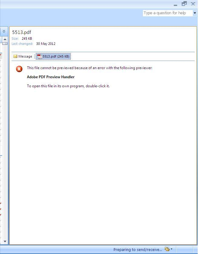 how to turn off instant search in outlook 2010