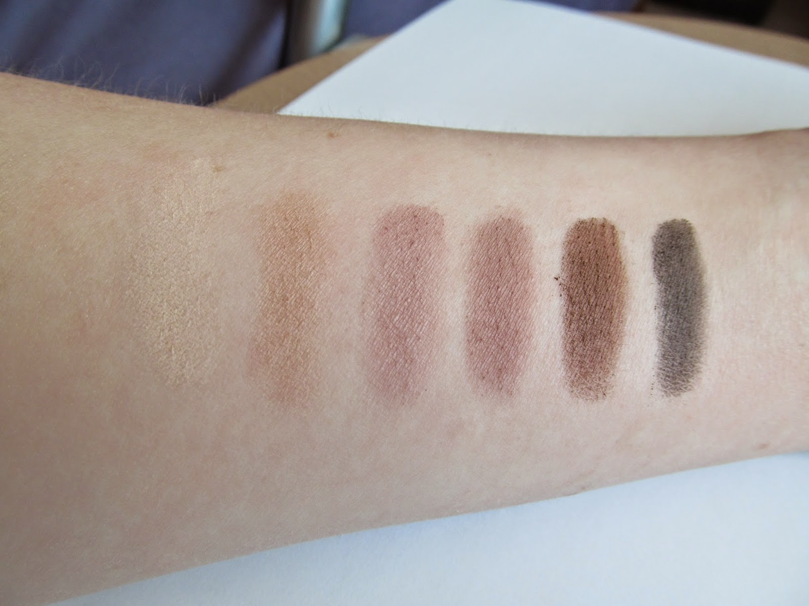 makeup revolution what you waiting for swatches