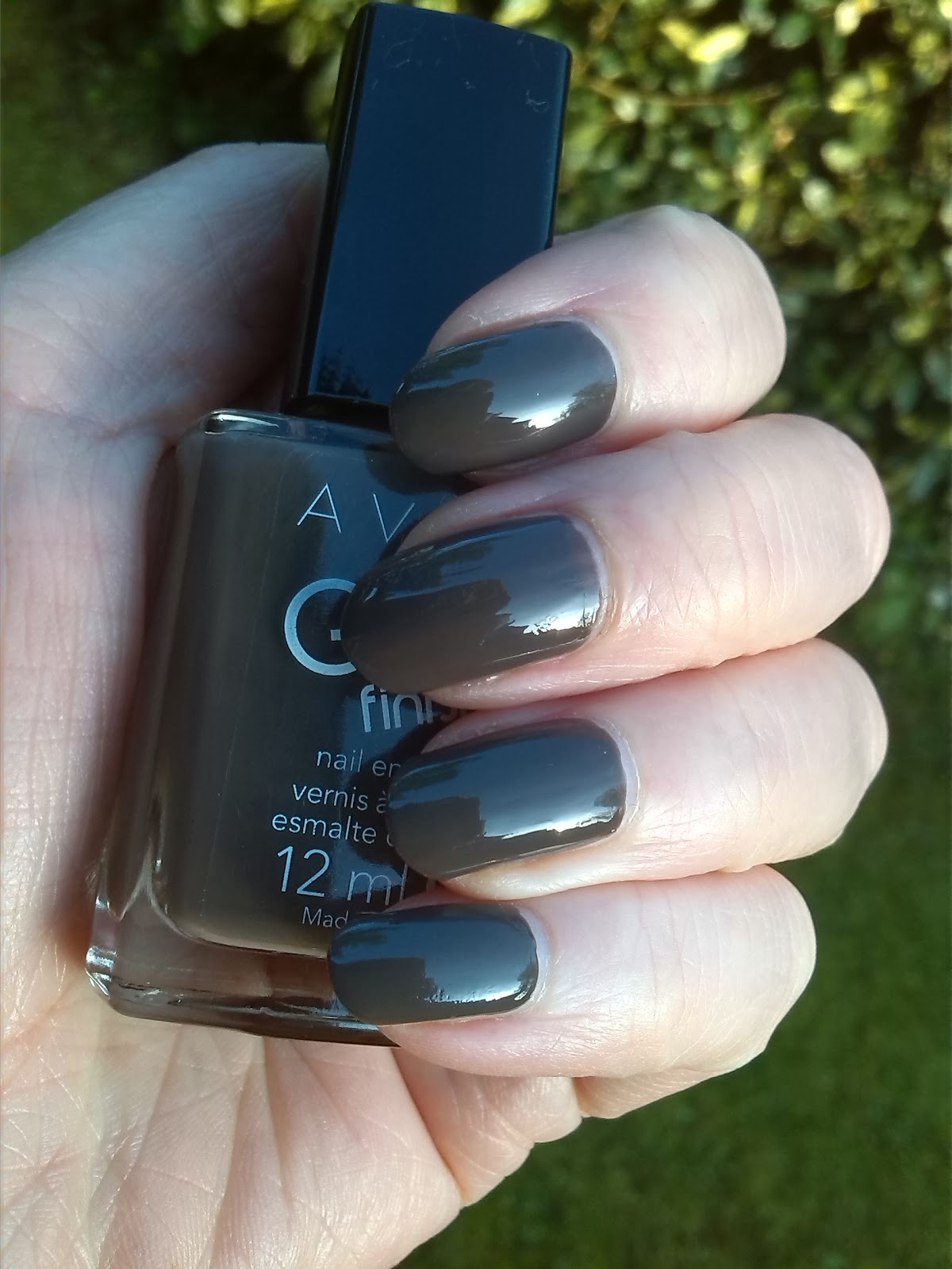 Avon Gel Finish Mudslide