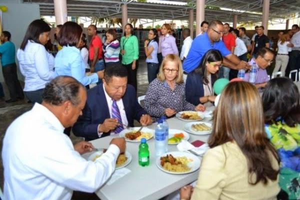 Comedores econ micos inician programa alimentaci n sana for Comedores economicos