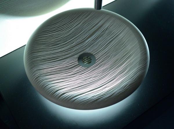 Béton translucide étonnant ouvre un nouveau monde de Design