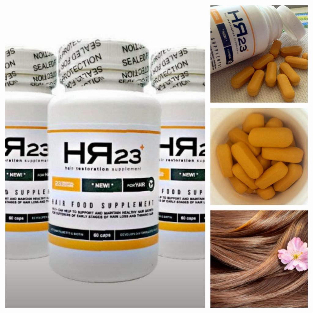 PREVENT HAIR LOSS WITH HR23