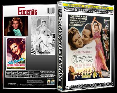 Esta noche y todas las noches [1945] español de España megaupload 2 links, cine clasico