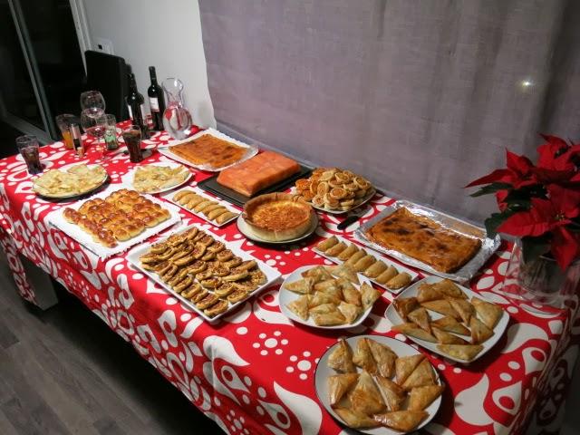 Algo para picar ideas para picar en navidad empanadilla - Ideas cena amigos ...