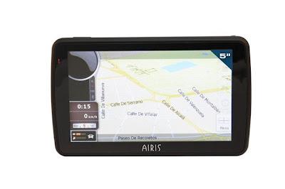 El nuevo GPS T950 de Airis