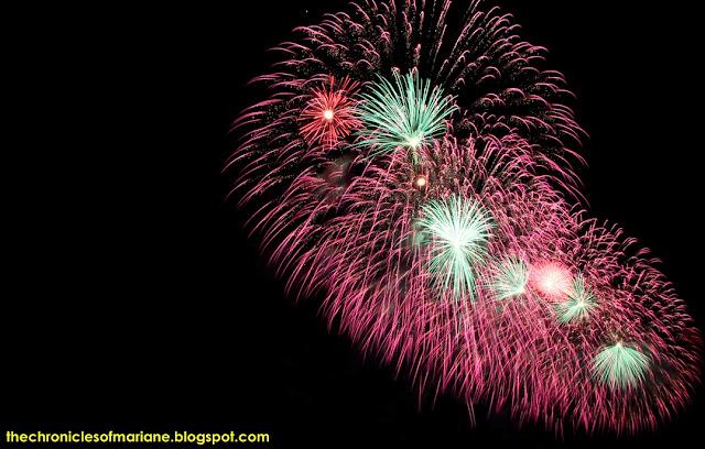 fireworks busan festival