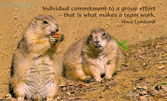 Commitment Quotes & Sayings, Picture