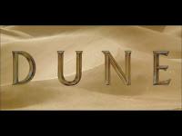 Dune movie title