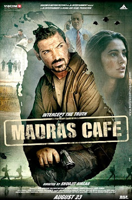 Madras Cafe (2013) Full Movie HDSCamRip Watch Online