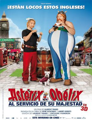 Astérix y Obélix: Al servicio de su majestad (2012) Online