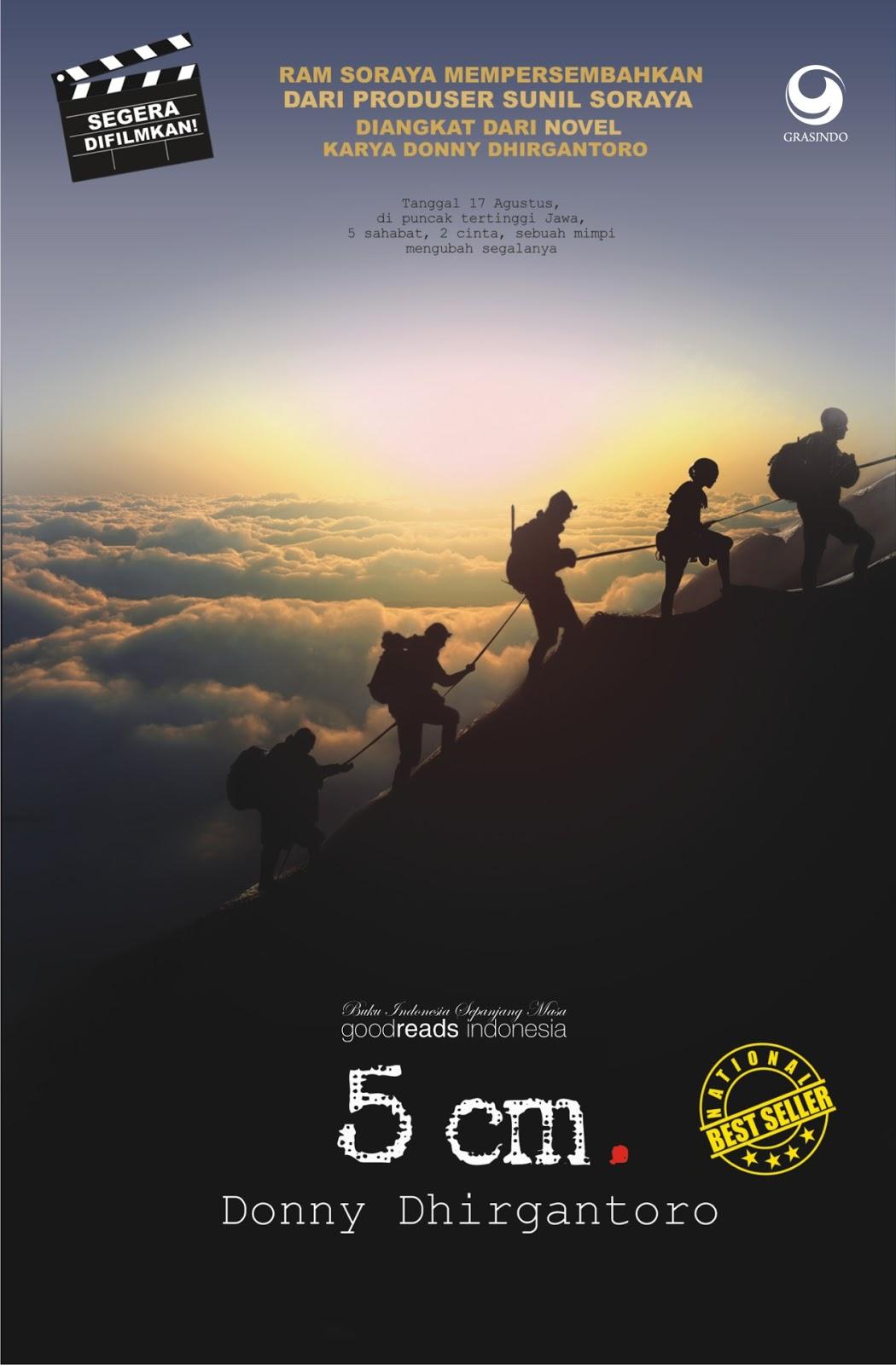 Download Film 5 cm Gratis Full Movie Lengkap