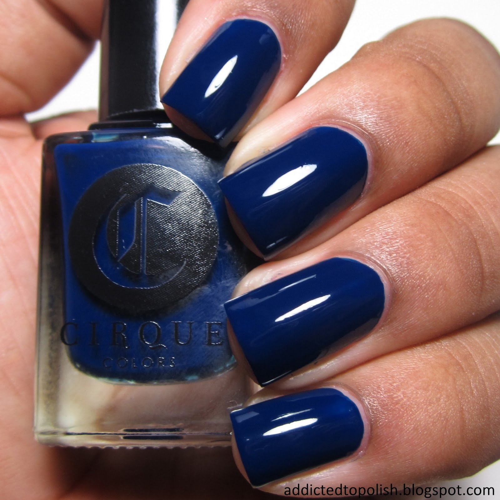 Cirque Colors Midnight Cowboy Metropolis Collection