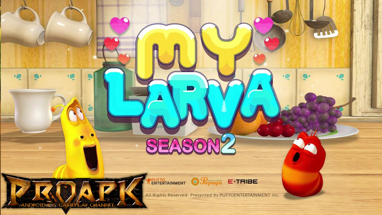 My Larva Season2