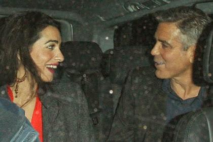 Beda 16 Tahun, George Clooney Pinang Wanita Pujaannya