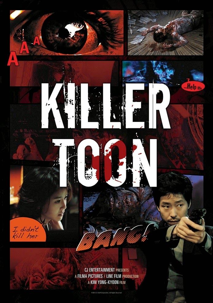 Killer Toon / Deo Web-Toon: Ye-Go Sal-In 2013 tainies online oipeirates