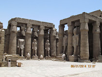 The Temple of Luxor (Luxor, Egypt)