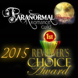 1st in Best Shifter PNR Novel
