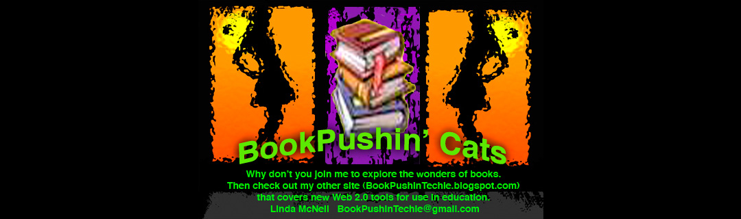 BookPushinCats