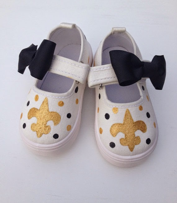 new orleans baby shoes