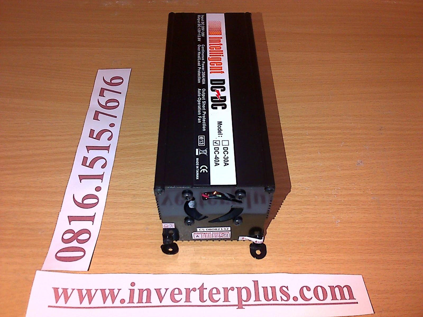 Converter 24VDC to 12VDC