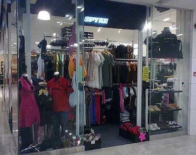 Gambar Butik Spyke Di Novena Mall Singapore
