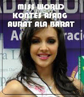 Miss World 2013 dan Ghazwul Fikri