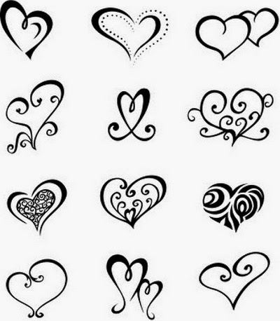 Heart Tattoos Idea (Part 2)