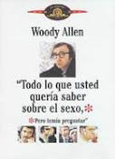 Club De Cine: CICLO WOODY ALLEN