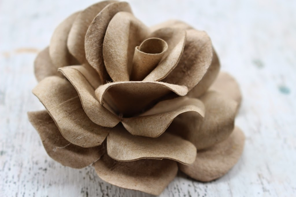 Diy how to make roses using empty toilet tissue tubes reduce this time i will show you how to make roses using the empty cores you can color them or leave as is materials empty toilet paper tubes mightylinksfo Choice Image