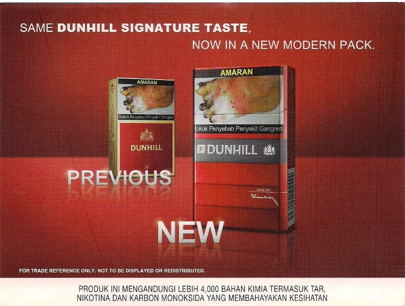 image relating to Printable Cigarette Coupons called Printable Cigarette Discount codes 2019: Absolutely free Dunhill Cigarette