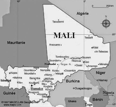 Proceso geopolítico en la República de Mali