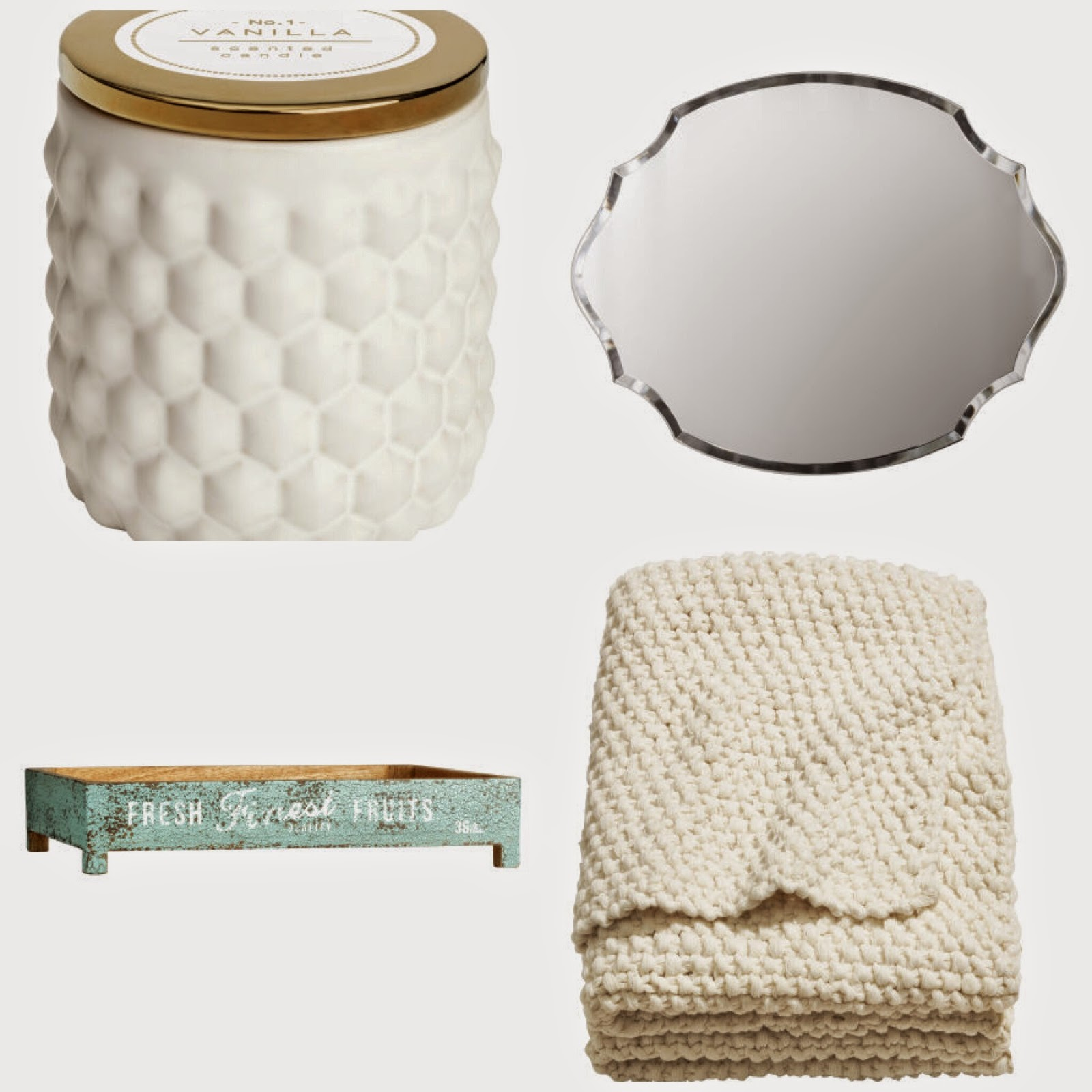 H&M Home monochrome
