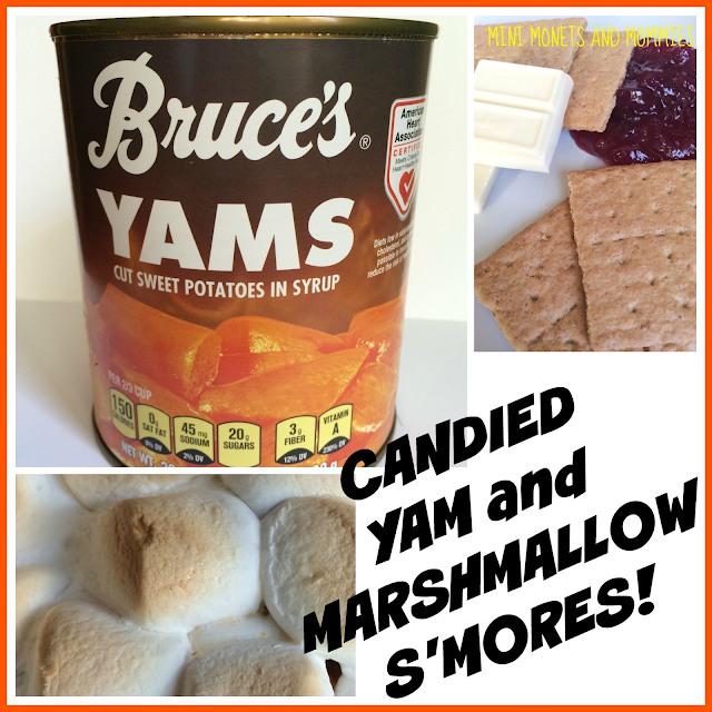 Yams Marshmallows