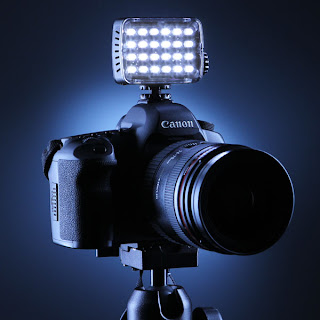 Manfrotto Hotshoe Dimmable LED Panel