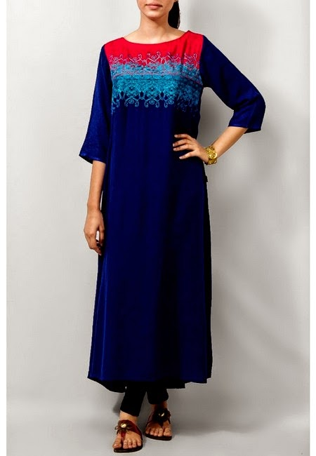 EGO Eid Collection 2014 for Girls