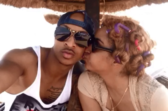 Ghanaian actress Juliet Ibrahim is said to have broken up with her husband  Kwadwo Safo Jr   and is now dating Nigerian actor and model IK Ogbonna