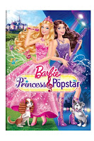 Barbie The Princess & the Popstar DVD