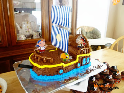 Ideas for a Jake and the Neverland Pirates Party