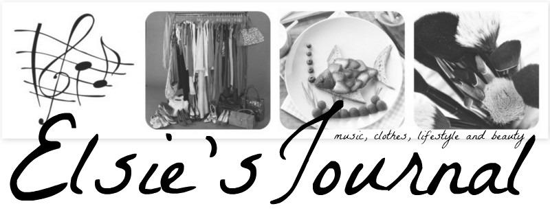 Elsie's Journal