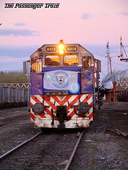 Tren especial LSM-LA FRATERNIDAD...