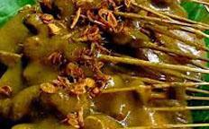 resep masakan indonesia sate padang empuk spesial praktis, mudah, sedap, lezat, nikmat